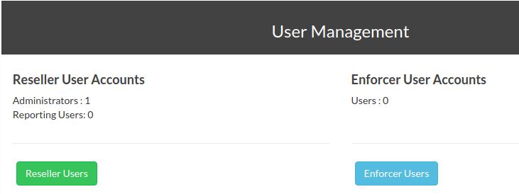 MikroTik Enforcer User Management