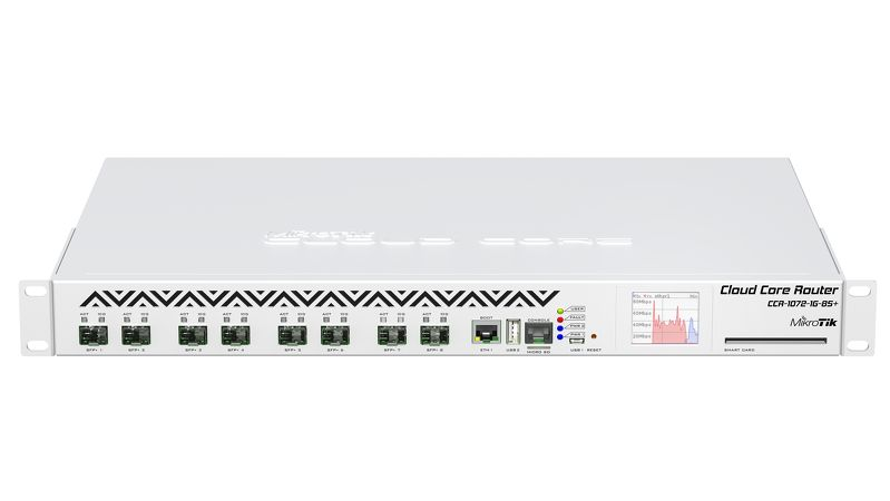 MikroTik Cloud 72xCore SFP Plus Router